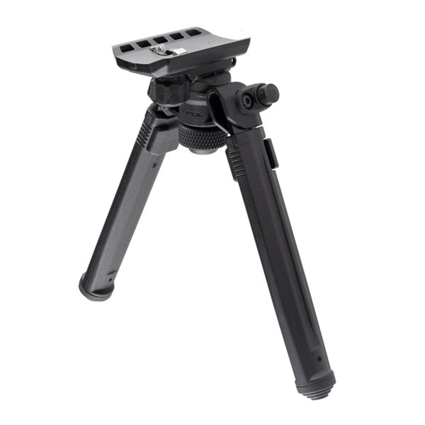 Black Matte Technopolymer Zinc-Plated Steel M10 Screws 1.67 Connection Joint 1.9 Center Hole 120/° Leg Angle 7.28 Height Nuts and Washers Elesa 419618 Bipod Support