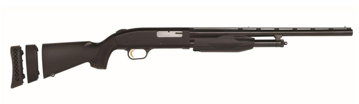 Mossberg 510 Youth Mini 20 GA Pump Shotgun, Black