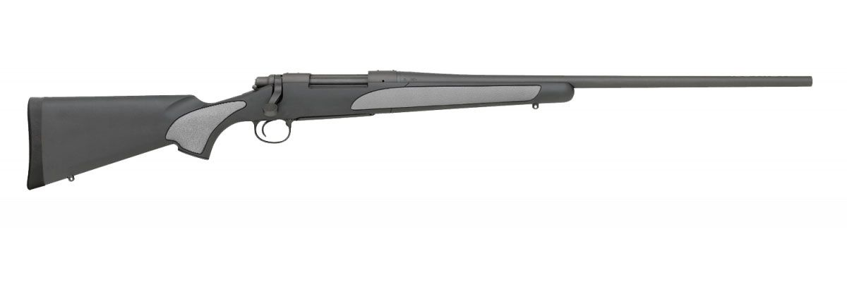 "Remington 700 SPS 6.5 Creedmoor 24"" Bolt Action Rifle, Black Synthetic - 84148"