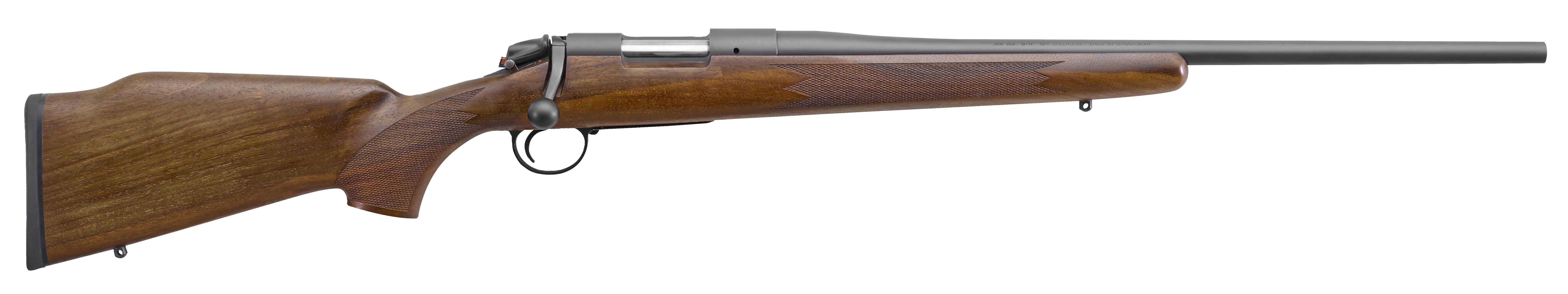 Bergara Timber .270 Win Bolt Action Rifle, Walnut Stock - B14L002
