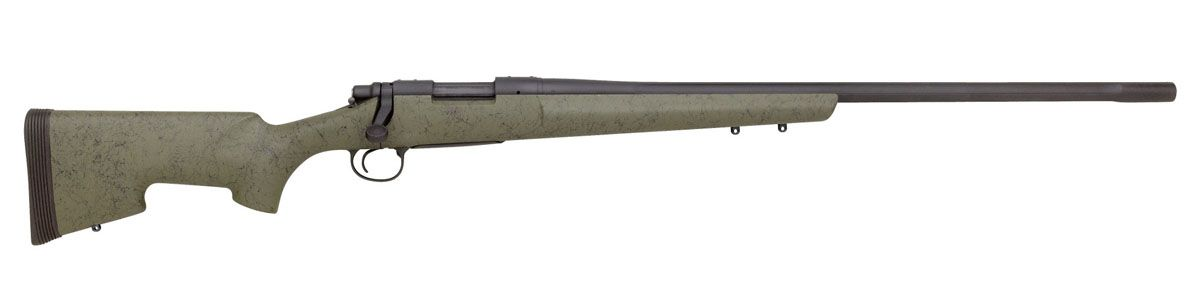 "Remington Model 700 XCR .308 Win 26"" Tactical Rifle, OD Green - 84461"