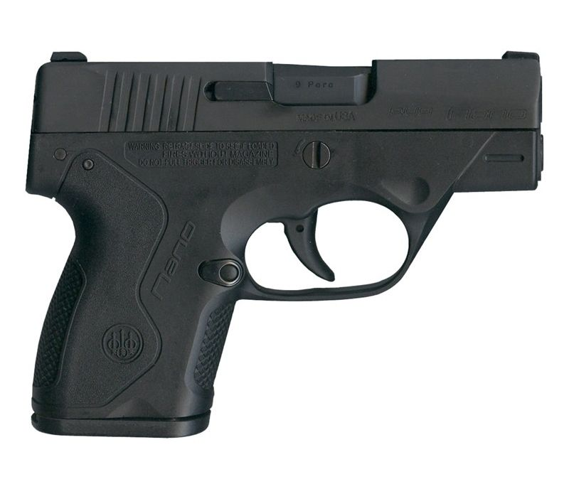 Beretta Nano 9mm Pistol - JMN9S15