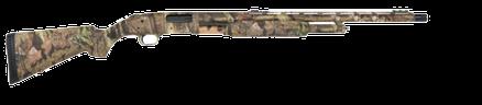"Mossberg 500 Turkey 24"" 12ga Mossy Oak Break-up Infinity Synthetic Stock Pump Shotgun 55116"