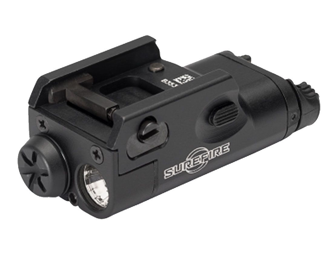 Surefire XC1 Ultra Compact 300 Lumen LED Handgun Light - XC1-B