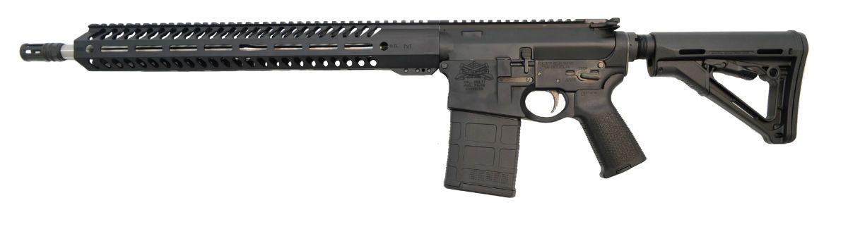 "PSA PX-10 18"" Mid-Length .308 WIN Stainless Steel 16.5"" M-Lok Lightweight MOE CTR EPT Rifle - 5165448727"