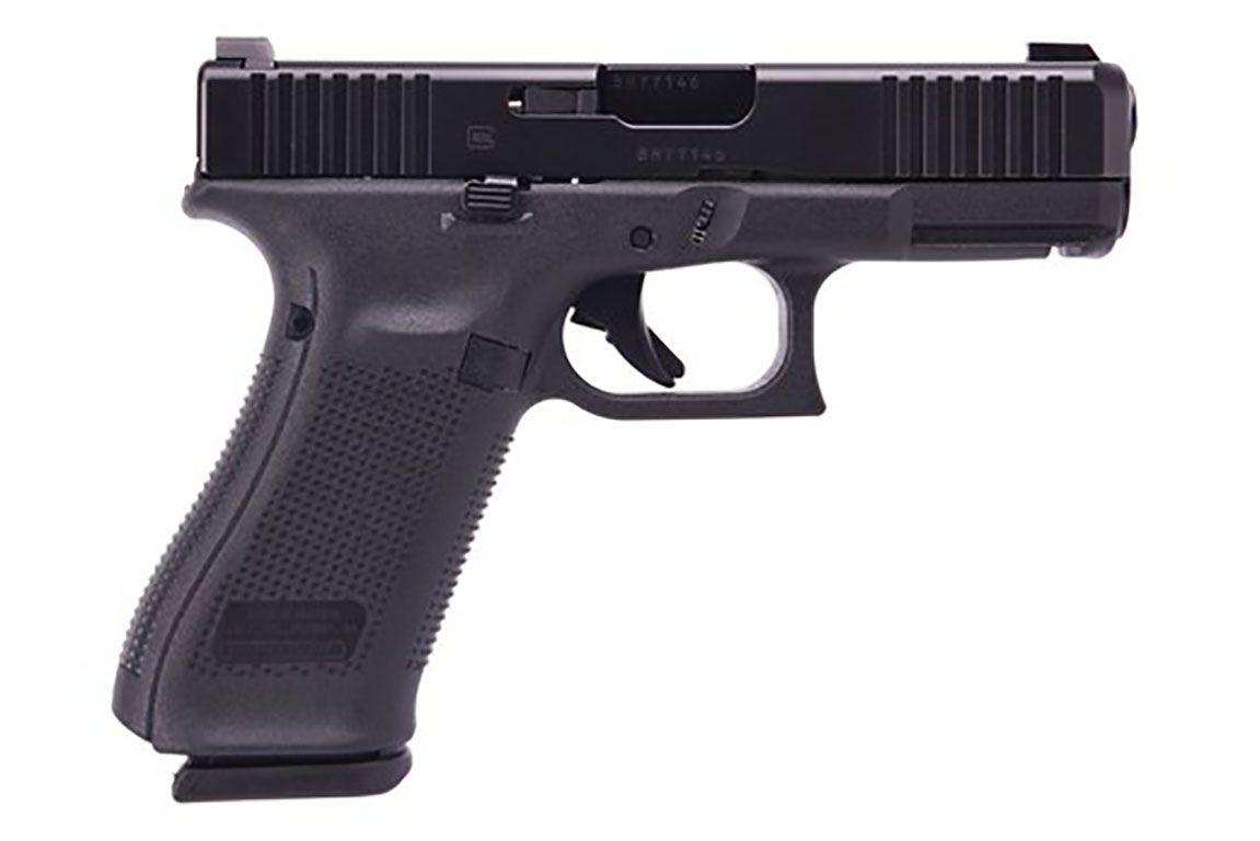Glock G45 Gen 5 9mm Pistol with Glock Night Sights - PA455S703