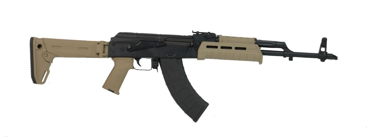 "PSAK-47 GF3 Forged ""MOEkov"" Rifle, FDE (No Cleaning Rod) - 5165450208"