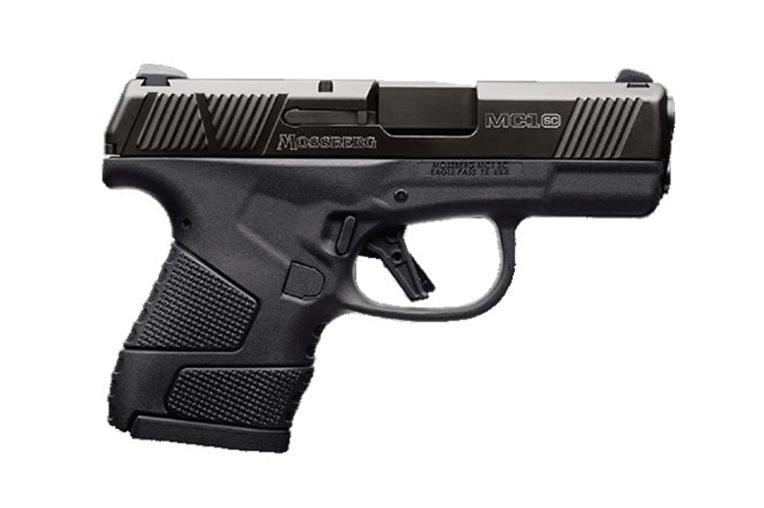 Mossberg MC1sc 9mm Pistol, Manual Safety - 89002
