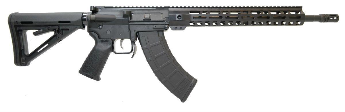 "PSA Gen2 KS-47 16"" Carbine-Length 7.62x39 Nitride 13.5"" Lightweight M-Lok MOE EPT Rifle"