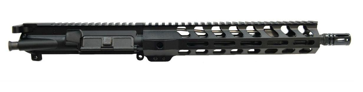 PSA 10.5″ Carbine-Length 5.56 NATO 1/7″ Phosphate Classic MFT Battlelink Pistol Kit, Olive Drab Green