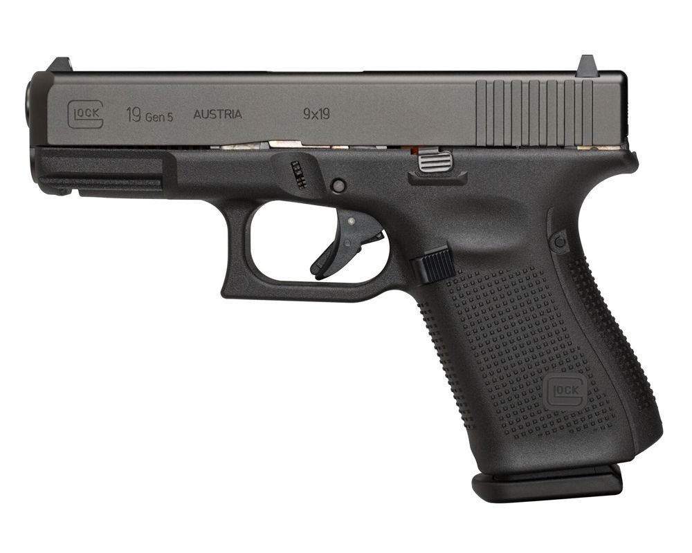 Glock 19 Gen5 9mm Pistol