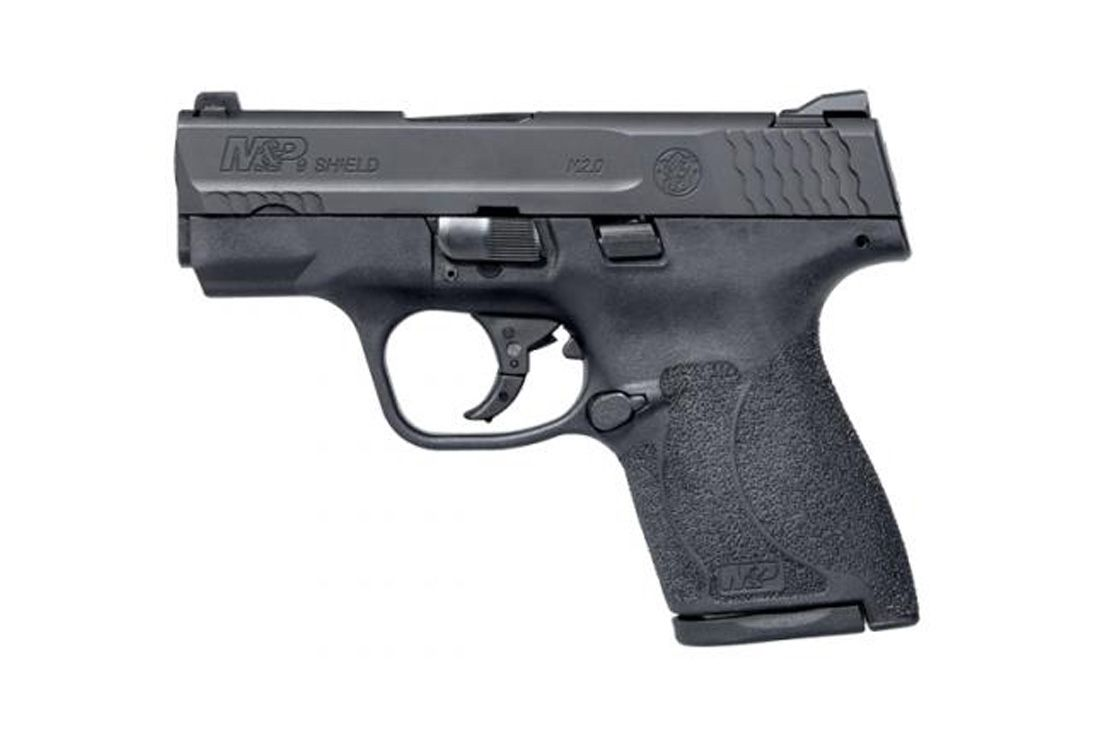 S&W M&P Shield 2.0 9mm No Safety Black