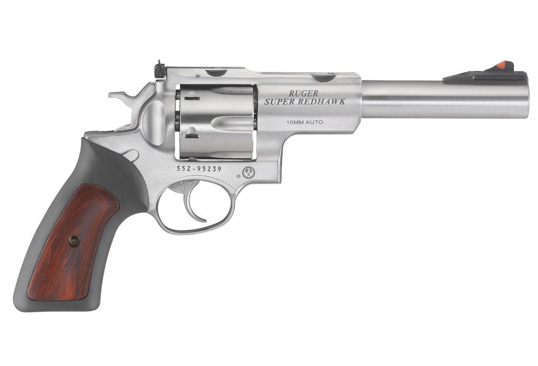 Ruger Super Redhawk 10mm 6.5