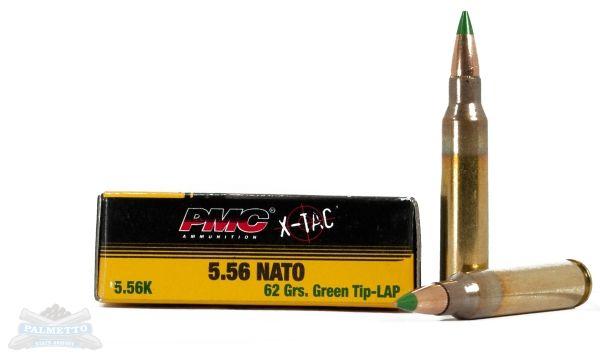 PMC X-Tac 5.56 Ammo