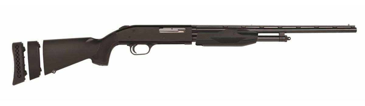 Mossberg 510 Mini .410 Bore Pump Shotgun, Black