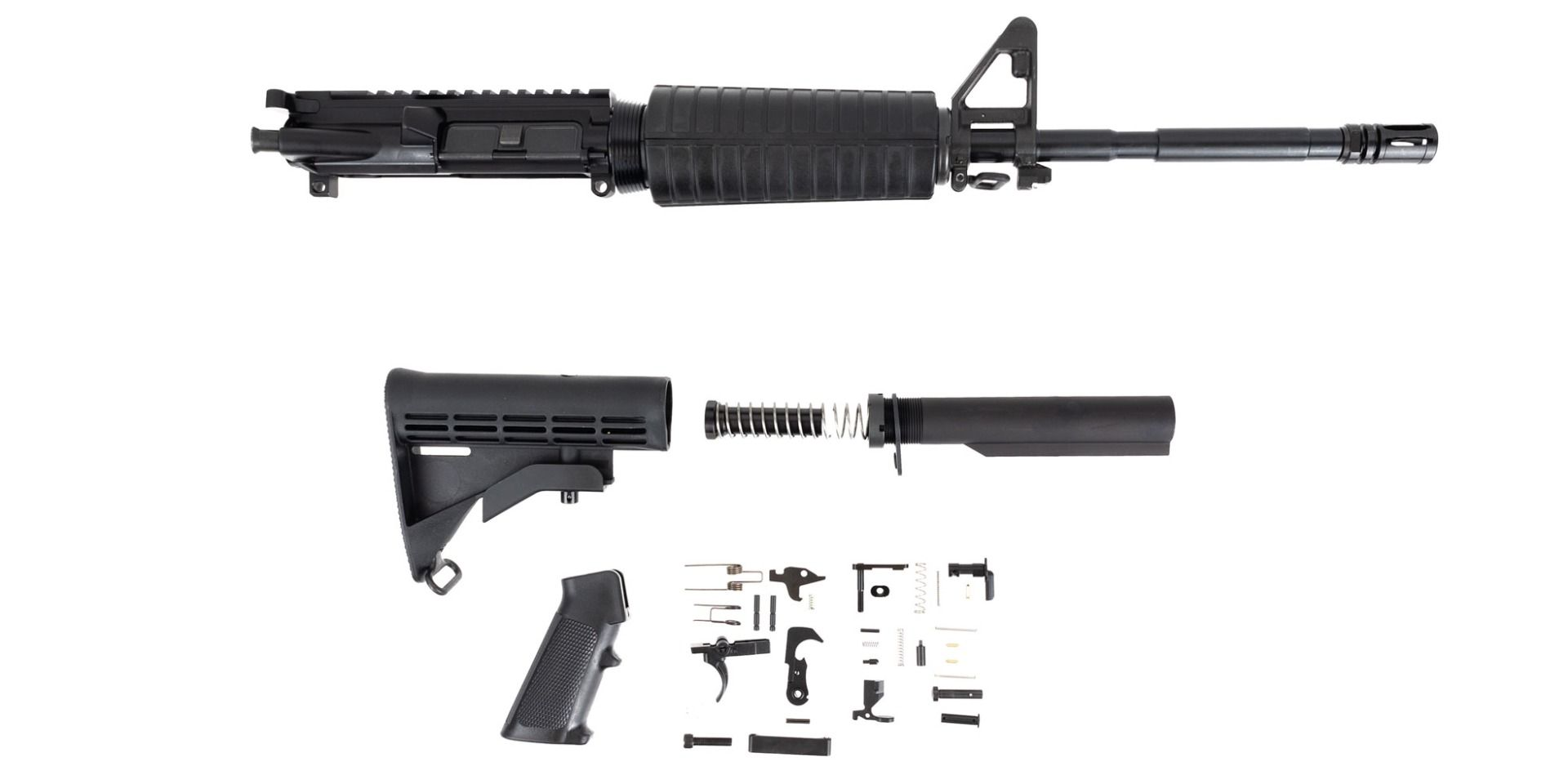NEW BLEM PSA 16in M4 Carbine Length 5.56 NATO 1:7 Nitride Freedom Rifle Kit just $485 out-the-door!!!
