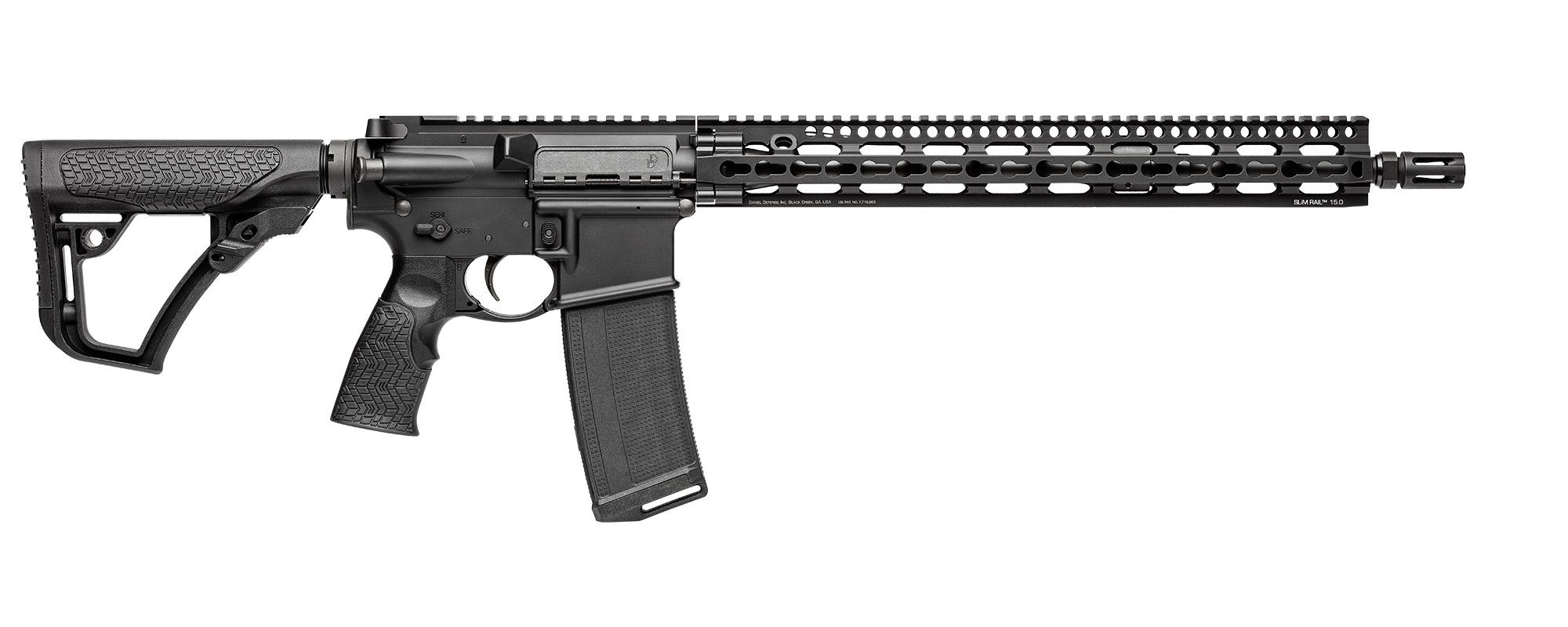 Daniel Defense DD M4 V11 Lightweight Carbine Rifle - 0215130032047