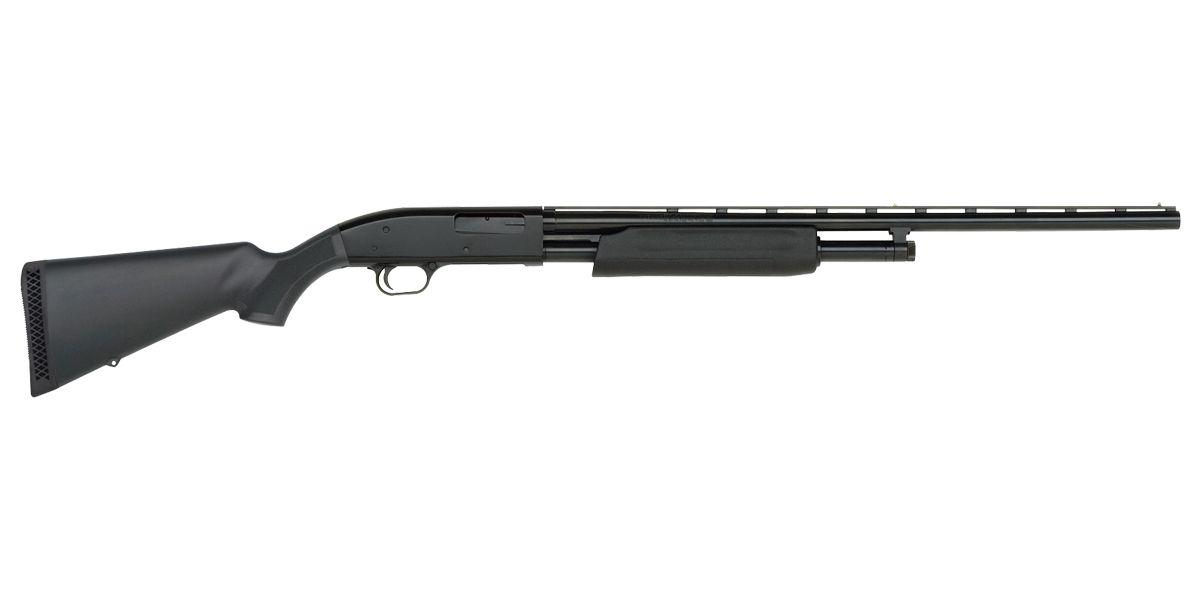"Mossberg Maverick 88 All Purpose 20 GA 26"" Pump Action Shotgun, Black - 32200"