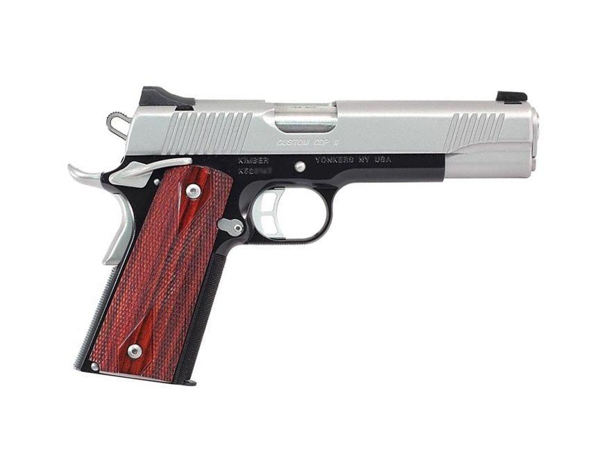 Kimber Custom CDP II .45 ACP Pistol with Night Sights - 3200018