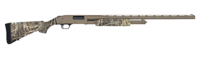 "Mossberg FLEX 500 Hunting 28"" 12ga Realtree Max-4 Synthetic Stock Pump Shotgun 50124"