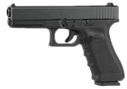 Glock 22 Gen 4 .40 S&W Pistol – PG2250203