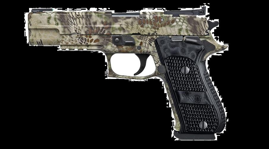 Sig Sauer P220 10mm Kryptek Pistol