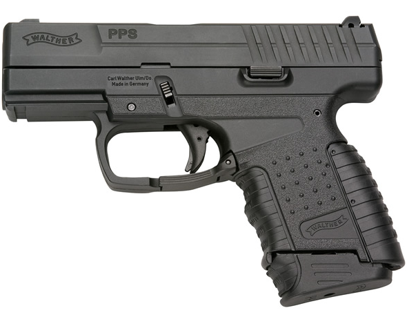 Walther PPS 9mm Black