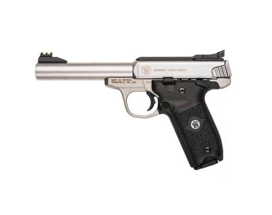 S&W SW22 Victory SS .22LR Pistol