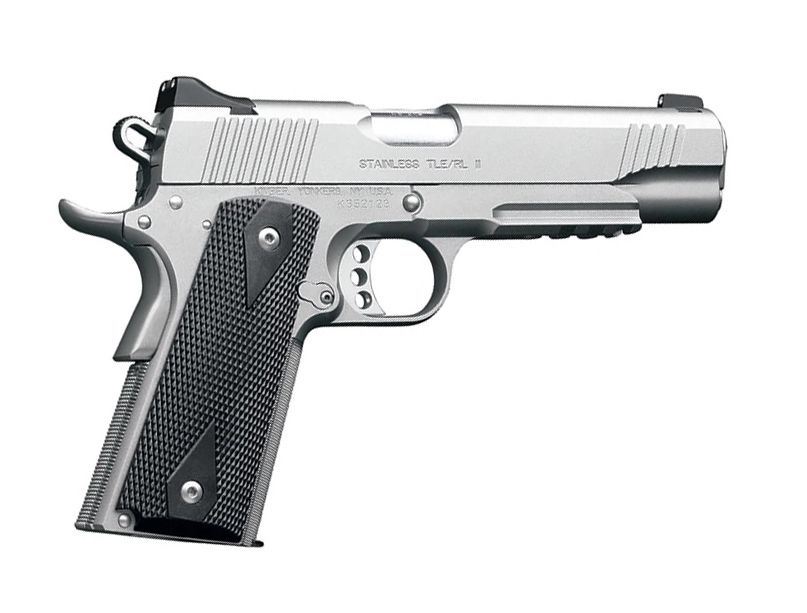 Kimber Stainless TLE/RL II .45 ACP 1911 Pistol with Night Sights - 3200140