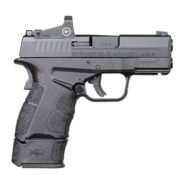 Springfield Armory XDS Mod 2 OSP 9mm Pistol With Red Dot