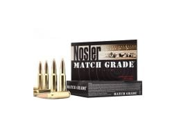 Nosler .223 Remington 77gr Custom Competition HPBT Ammunition, 20 Round Box - 60011