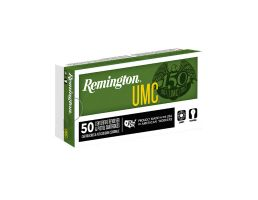Remington UMC 25 Auto/ACP 50gr MC Pistol Ammunition, 50 Round Box - L25AP