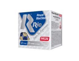 "RIO 12ga 3"" 1.125oz Max 1550 FPS #3 Royal Blue Steel Ammunition, 25 Round Box - RBSM323"