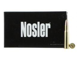 Nosler 30-30 Win 150 grain Expansion Tip Lead-Free Rifle Ammo