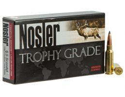 Nosler Trophy Grade 6.5 Grendel 129 grain AccuBond-Long Range Rifle Ammo