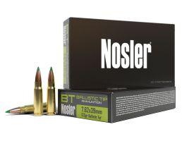 Nosler 7.62x39mm 123 grain ammo