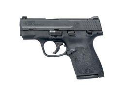 Smith & Wesson M&P 40 Shield M2.0 .40 S&W Pistol w/ Manual Safety, Black - 11812