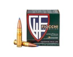 Fiocchi .300 AAC Blackout 125gr SST Ammunition, 25 Round Box - 300BLKHA