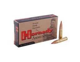 Hornady 300 AAC Blackout 135gr FTX Custom Ammunition, 20 Round Box - 80881
