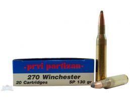 Prvi Partizan .270 Ammo