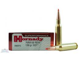 Hornady 7mm-08 Remington Ballistics