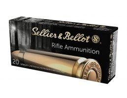 Sellier & Bellot 6.8mm SPC 110gr Plastic Point Ammunition 20rds - SB68B
