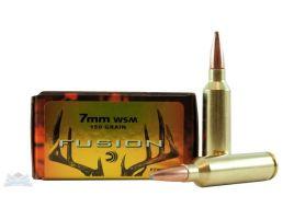 Federal 7mm WSM 150gr Fusion Ammunition 20rds - F7WSMFS1