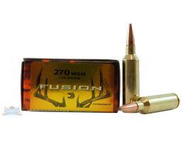 Federal 270 WSM Ammo
