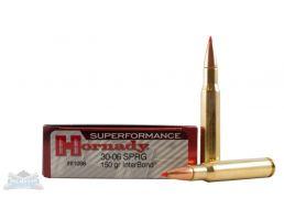 Hornady 30-06 Springfield Ammo