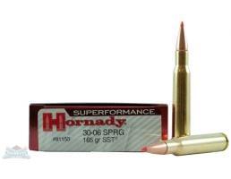 Hornady 30-06 Springfield Ammunition