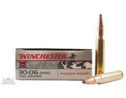 Winchester Power Point 30-06 Ammo