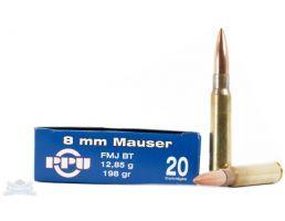 Prvi Partizan 8mm Mauser Ammo