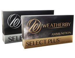 Weatherby Select Plus 270 Weatherby Mag 130 grain Barnes TTSX Rifle Ammo, 20/Box - B270130TTSX