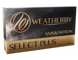 Weatherby Select Plus 30-378 Weatherby Mag 165 grain Barnes TTSX Rifle Ammo, 20/Box - B303165TTSX